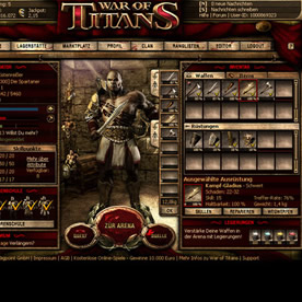 War of Titans Screenshot 2
