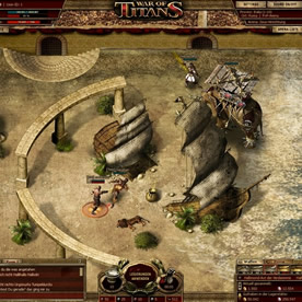 War of Titans Screenshot 4