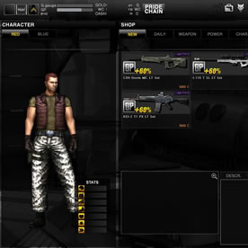 Wolfteam Screenshot 2